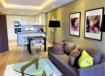 Thumbnail 1 bed flat for sale in Brunwick House, Fulham Reach, Parr's Way, Hammersmith