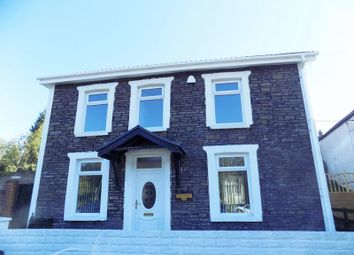 Thumbnail 3 bed detached house to rent in Main Road, Maesycwmmer, Hengoed