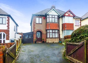 Thumbnail 3 bed semi-detached house for sale in Studley Road, Greenlands, Redditch