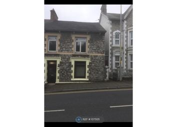 Thumbnail 2 bed flat to rent in Park Street, Bridgend