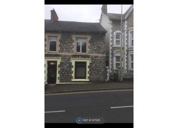 Thumbnail 2 bed flat to rent in Park Street, Bridgend
