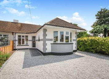 3 bed semi-detached bungalow for sale in Rochford Road, Southend-On-Sea SS2
