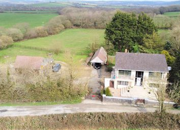 Thumbnail 4 bed detached house for sale in Good Hook Lodge, Narberth Road, Haverfordwest