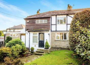 Thumbnail 3 bed semi-detached house to rent in Broadgate Crescent, Almondbury, Huddersfield