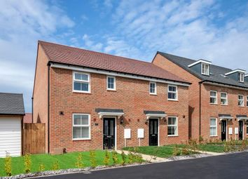 """Thumbnail 3 bedroom terraced house for sale in """"Barwick"""" at Dymchurch Road, Hythe"""