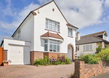 Thumbnail 4 bed detached house for sale in Lenham Road East, Rottingdean, Brighton