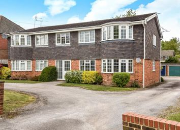 Thumbnail 2 bed flat to rent in Guildford Road, Lightwater