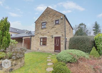 Thumbnail 3 bedroom detached house for sale in Hardcastle Close, Bolton