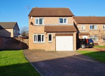 Thumbnail 3 bed detached house for sale in Phoenix Close, Langley Park, Durham