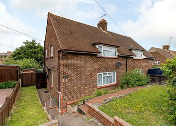 Thumbnail 3 bed semi-detached house for sale in St Georges Crescent, Gravesend, Kent