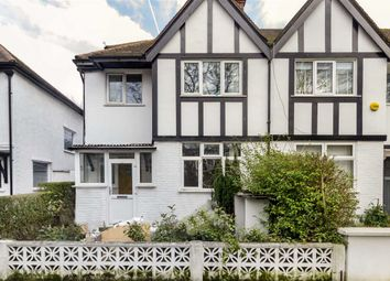 4 bed terraced house to rent in Manor Gardens, London W3