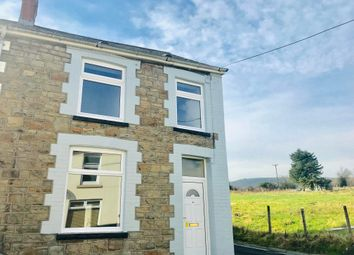 Thumbnail 3 bed end terrace house to rent in King Street, Cwmdare, Aberdare
