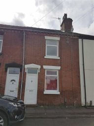Thumbnail 3 bed terraced house to rent in Brakespeare Street, Tunstall, Stoke-On-Trent