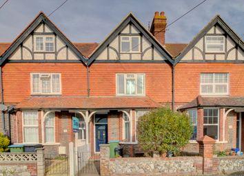 4 bed terraced house for sale in Selborne Road, Littlehampton BN17