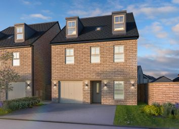 Thumbnail 5 bed detached house for sale in Skletons Lane, Leeds
