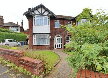 Thumbnail 3 bed semi-detached house for sale in Norwood Avenue, Salford 7, Manchester