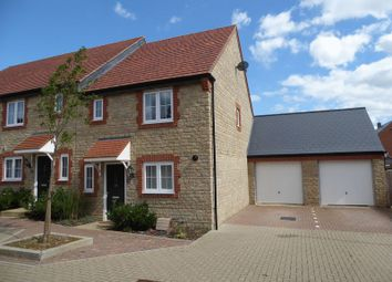 Thumbnail 3 bed end terrace house for sale in Catterick Road, Bicester