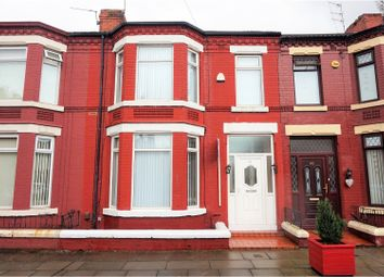 Thumbnail 3 bed terraced house for sale in Chatsworth Avenue, Liverpool