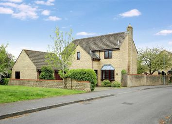 Thumbnail 4 bedroom detached house to rent in Orchard Gardens, Purton, Wiltshire