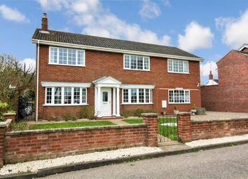 Thumbnail 5 bed detached house for sale in Elm House, The Green, Ormesby, Great Yarmouth