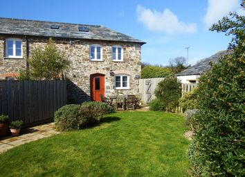 Thumbnail 4 bed property to rent in Treglines, St Minver