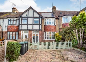 Thumbnail 4 bed terraced house for sale in Whitehill Lane, Gravesend