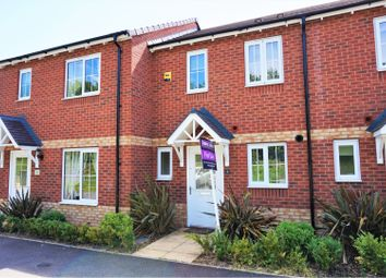 Thumbnail 2 bed town house for sale in Askew Way, Woodville, Swadlincote