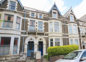 Thumbnail Terraced house for sale in Connaught Road, Roath, Cardiff