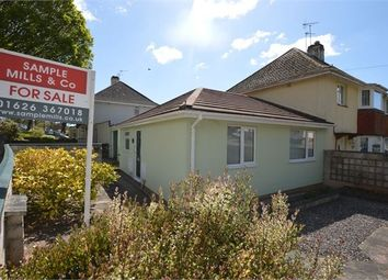 Thumbnail 2 bed semi-detached bungalow for sale in Fore Street, Barton, Torquay, Devon.