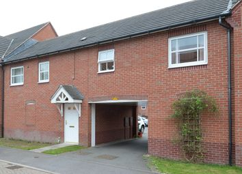 Thumbnail 2 bed flat for sale in Flannagan Way, Coalville