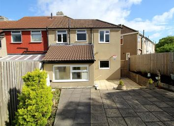 Thumbnail 3 bedroom semi-detached house for sale in Coronation Place, St Budeaux, Plymouth