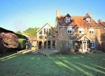 Thumbnail 5 bedroom detached house to rent in Main Street, East Challow, Wantage