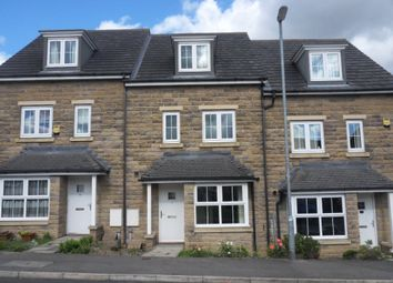 Thumbnail 4 bed terraced house to rent in Highfield Chase, Staincliffe, Dewsbury, West Yorkshire
