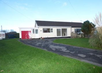 Thumbnail 2 bed bungalow for sale in Bwlch Mawr, Dwyran, Anglesey, North Wales