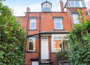 Thumbnail 2 bedroom terraced house for sale in St. Anns Mount, Burley, Leeds