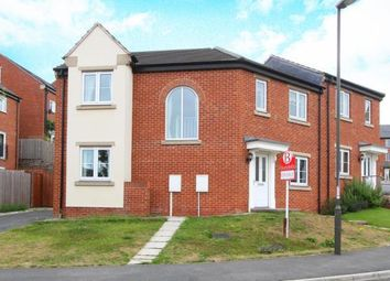 Thumbnail 3 bed semi-detached house for sale in East Street, Doe Lea, Chesterfield, Derbyshire