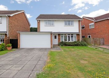 Thumbnail 3 bed detached house for sale in Chantry Avenue, Hartley, Longfield