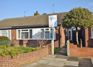 Thumbnail 2 bed semi-detached bungalow to rent in Haslemere Close, Hampton