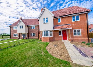 4 bed detached house for sale in Church Road, Otley, Ipswich IP6