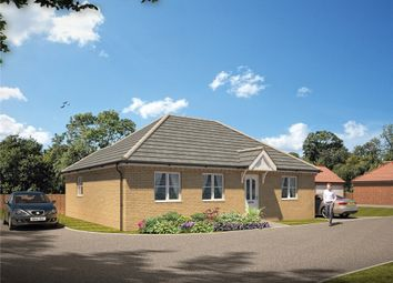 "Thumbnail 2 bed bungalow for sale in ""The Ripley"" at Skipping Block Row, Wymondham"