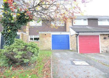 Thumbnail 3 bed terraced house to rent in Wild Briar, Finchampstead, Wokingham