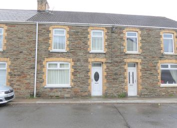 3 bed terraced house for sale in Maesteg Road, Llangynwyd, Maesteg. CF34