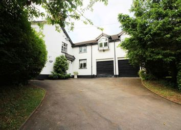 Thumbnail 6 bed detached house for sale in Mount Cottage, Congleton Road North, Church Lawton