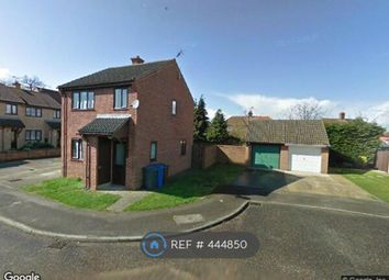 Thumbnail 3 bed detached house to rent in Lowry Gardens, Ipswich