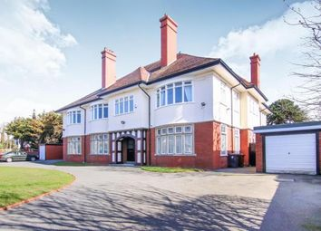 Thumbnail 2 bed flat for sale in Hall Road East, Blundellsands, Liverpool