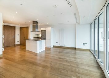 Thumbnail 2 bed flat for sale in Arena Tower, 20 Limeharbour, London