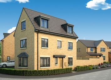 "Thumbnail 4 bed property for sale in ""The Hardwicke At Serene"" at York Road, Leeds"