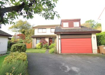 Thumbnail 4 bed detached house to rent in Kirk Brae Avenue, Cults