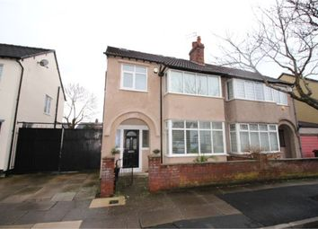 Thumbnail 4 bed semi-detached house for sale in Morningside, Crosby, Merseyside, Merseyside
