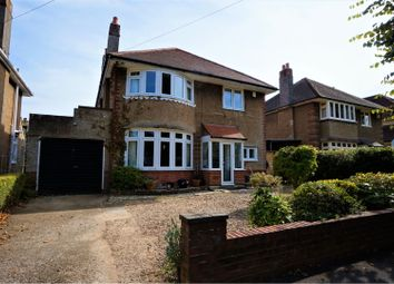 Swanmore Road, Bournemouth BH7. 4 bed detached house